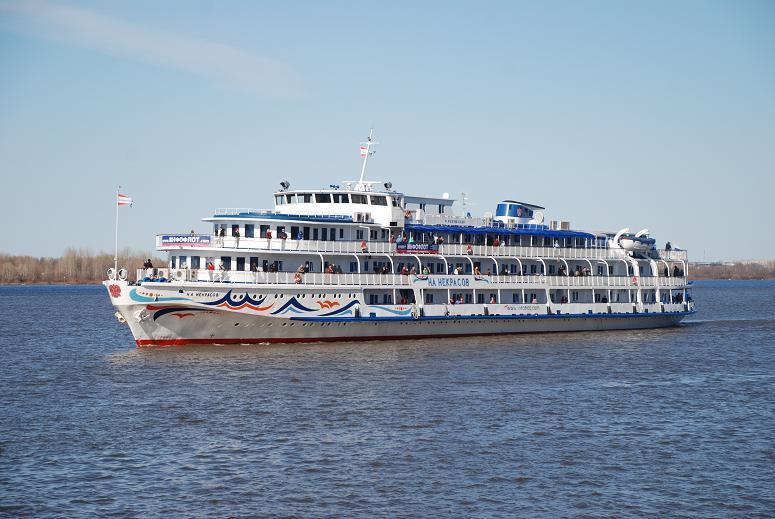 """Круиз  """"Закрытие навигации-2011 """" состоится с 7 по 11 ноября на теплоходе  """"Н.А. Некрасов """" по маршруту Москва - Углич..."""