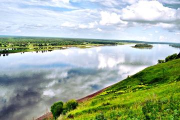 Река Кама — копия